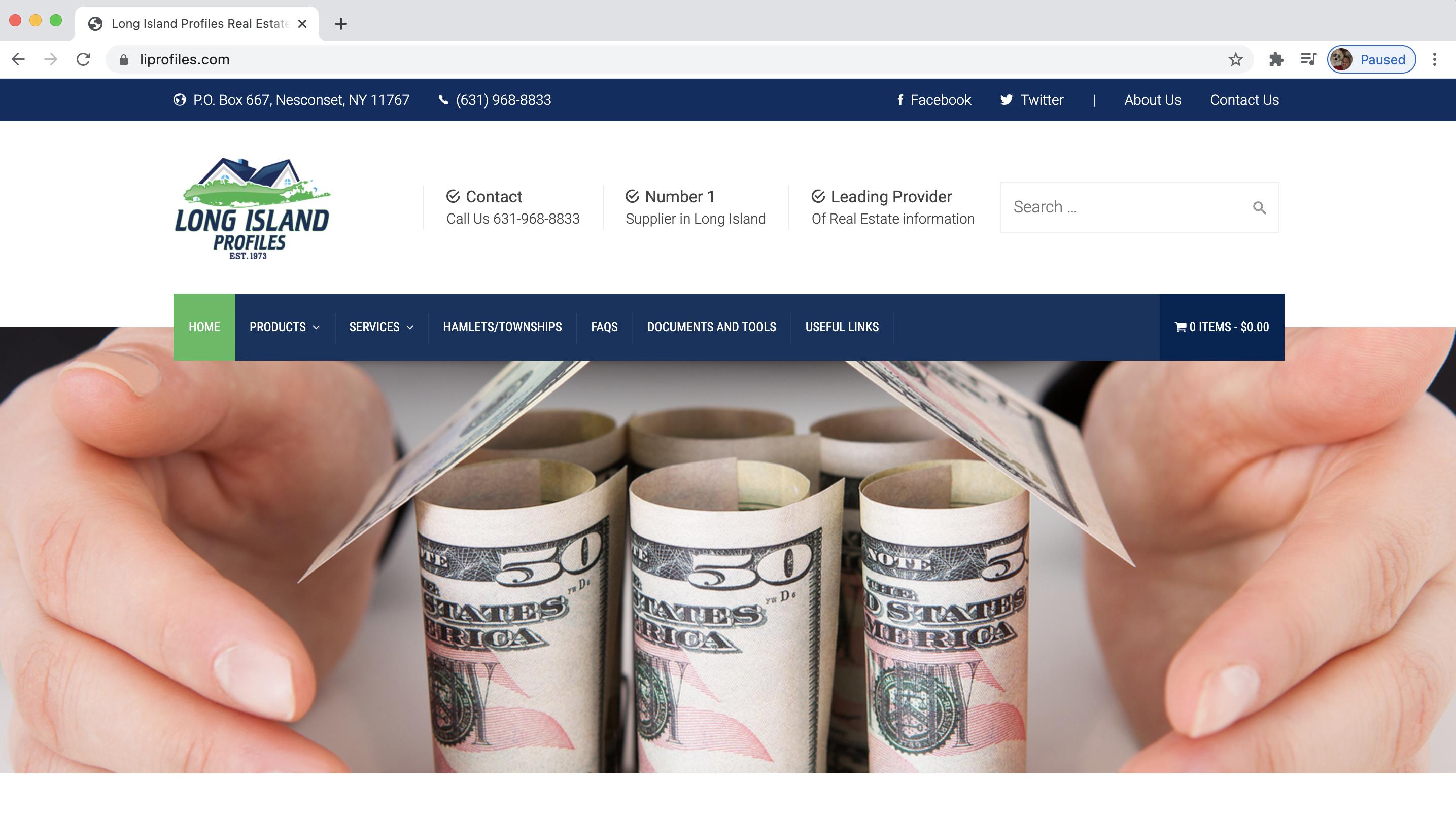 LI Profiles Design New Logo And Website